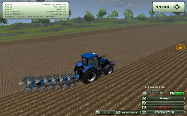 New Holland T8.390 Version 2.0