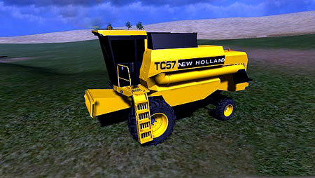 New Holland TC 57