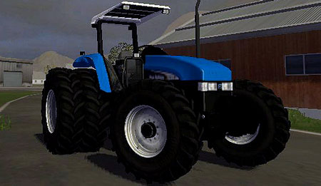 new holland ts 1106fcjr New Holland TS 110