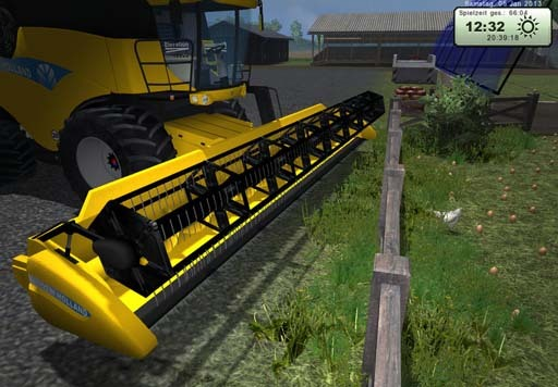 new holland varifeed 3cjrl New Holland Varifeed 10.7 v1.1