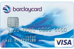 Barclaycard New Visa komplett und für immer beitragsfrei - VISA Kreditkarte (inkl. kostenlosem Geldabheben an jedem Automaten!)