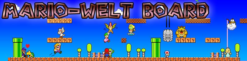 Mario-Welt Board