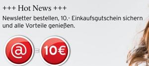 Karstadt.de 10 Euro Gutschein