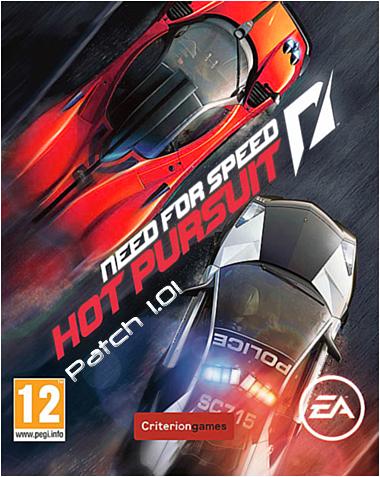 Hot pursuit 2010 patch
