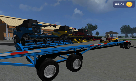 New Holland CR9090 (3 colour) Pack