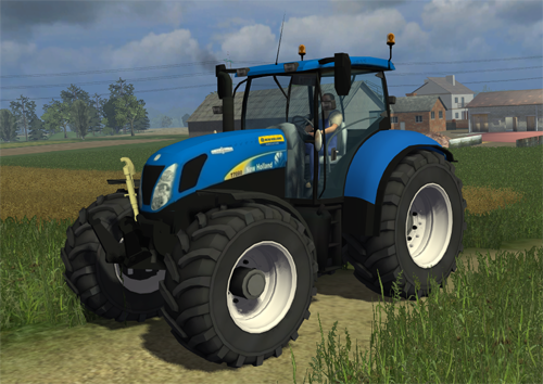 New Holland T7030 v1.1
