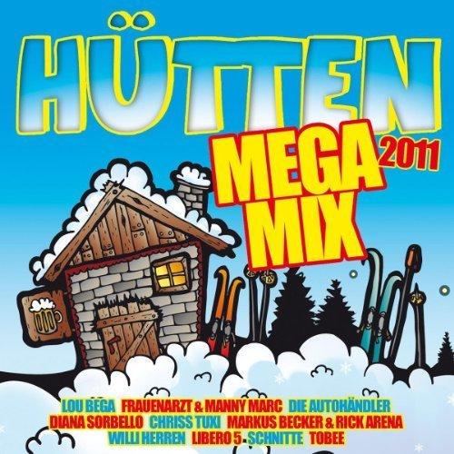 Va-Huetten Megamix 2011-2CD-DE-2011-SYNDIKAT