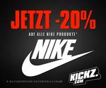 Nike 20 Prozent Rabatt