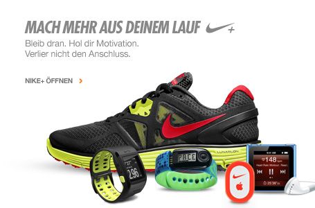 40 Prozent Rabatt im Nike Store