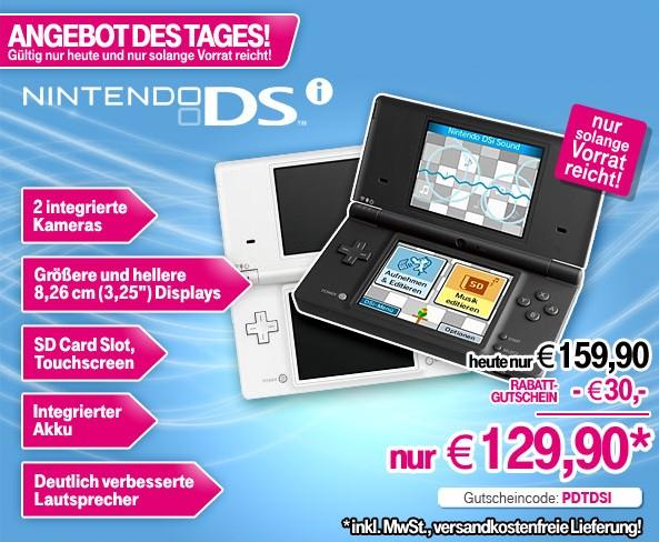 Nintendo DSi Schnäppchen