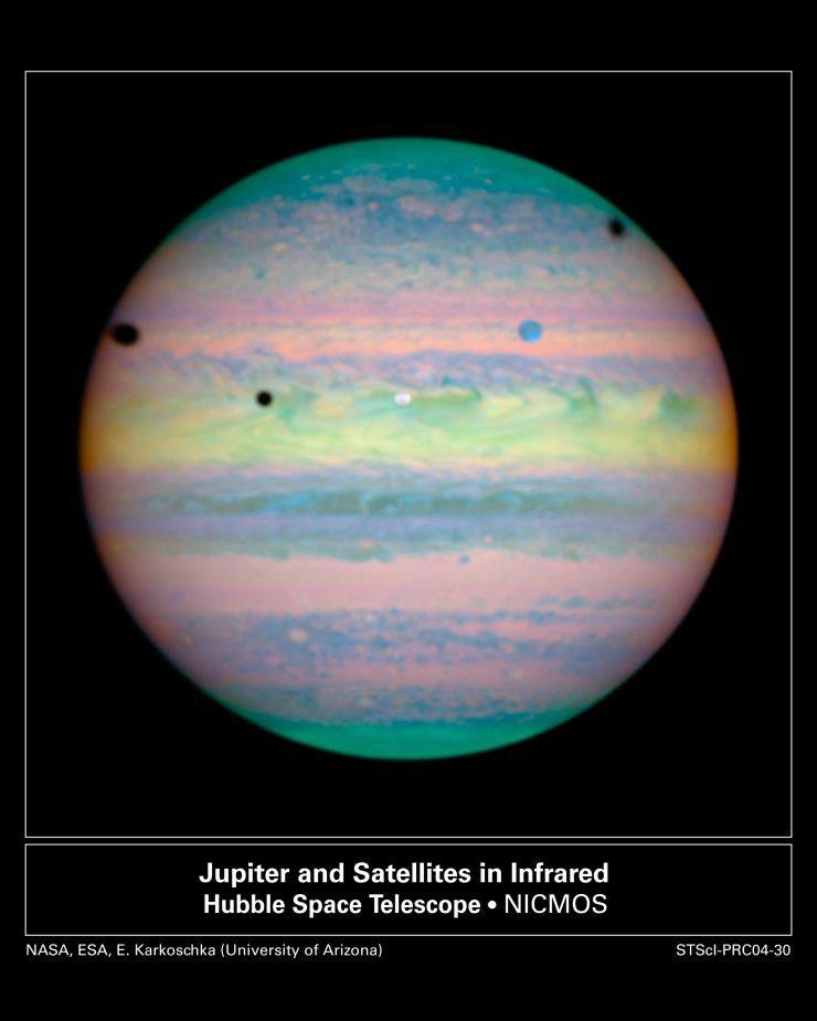 Zdjęcia z kosmicznych Teleskopów 57