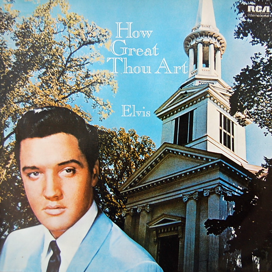 HOW GREAT THOU ART Nl-83758-1gfqpb