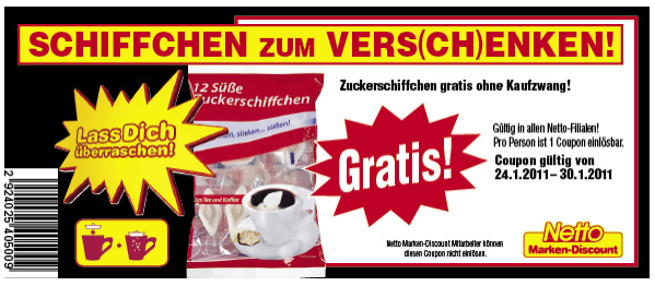 Netto Gutschein Coupon