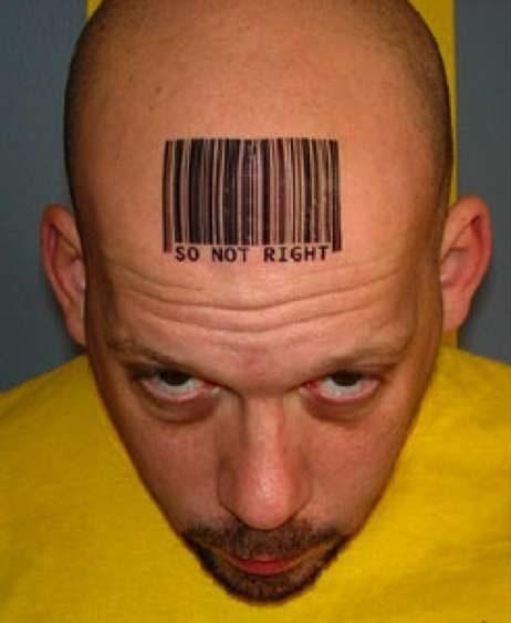 Najdziwniejsze tatuaże #3 22