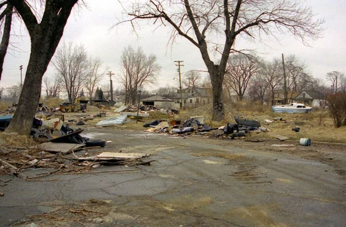 Opuszczone Detroit 2