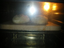 Norwich Sourdough oven 2