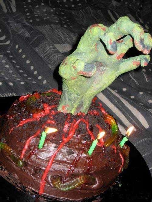 Najobrzydliwiej wyglądające torty 17