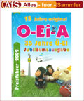 O-EI-A Überraschungseierkatalog 2009