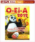 O-EI-A Überraschungseierkatalog 2012