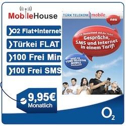 O2 Flat-Türkei