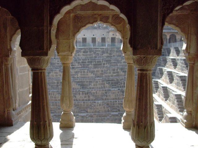 Studnia Chand Baori 3