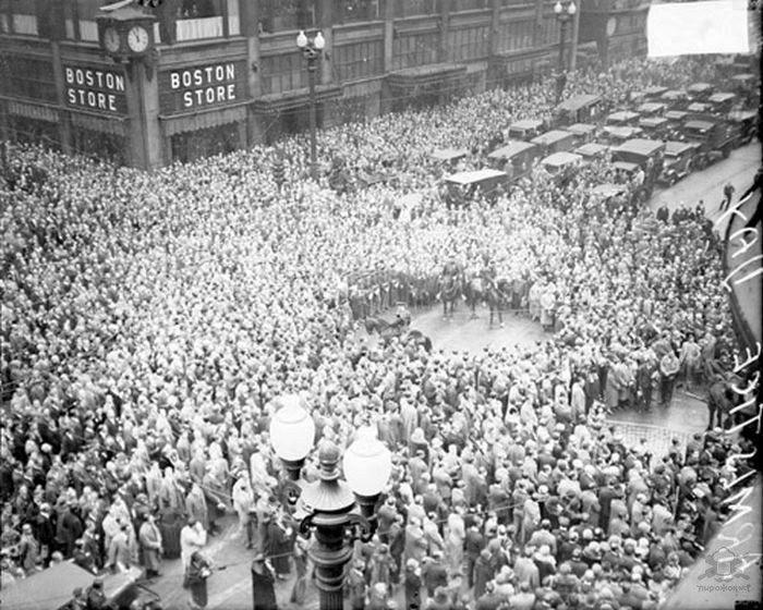 Zakończenie I wojny światowej 7