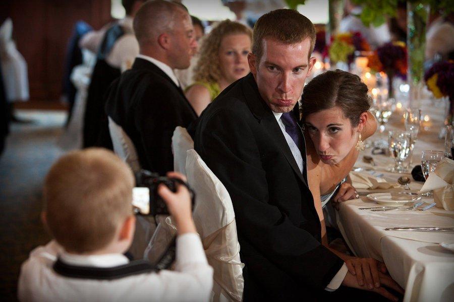 Najdziwniejsze zdjęcia ślubne #3 1