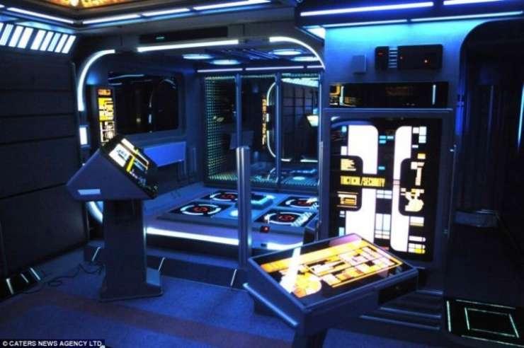 Mieszkanie w klimatach Star Trek'a 3