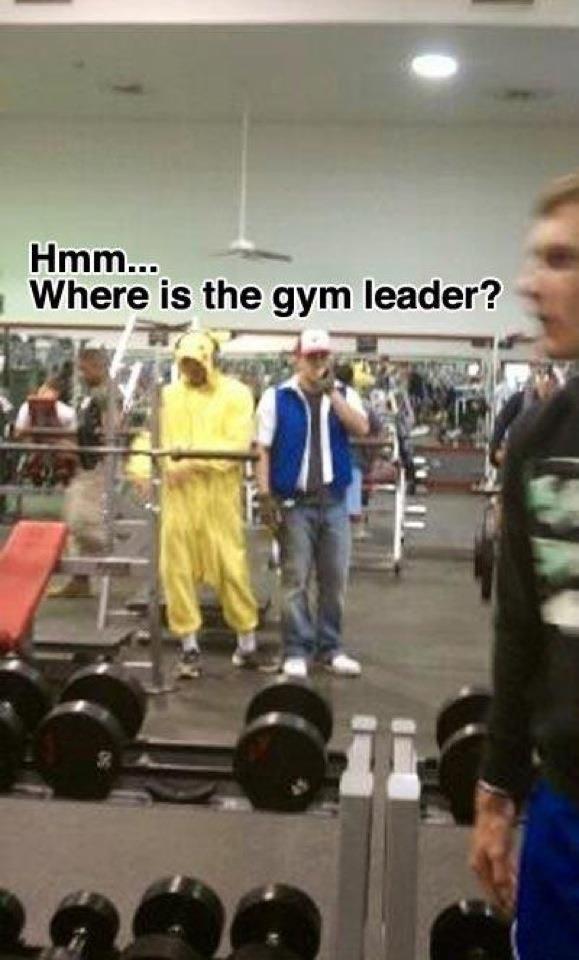 Na siłowni 35