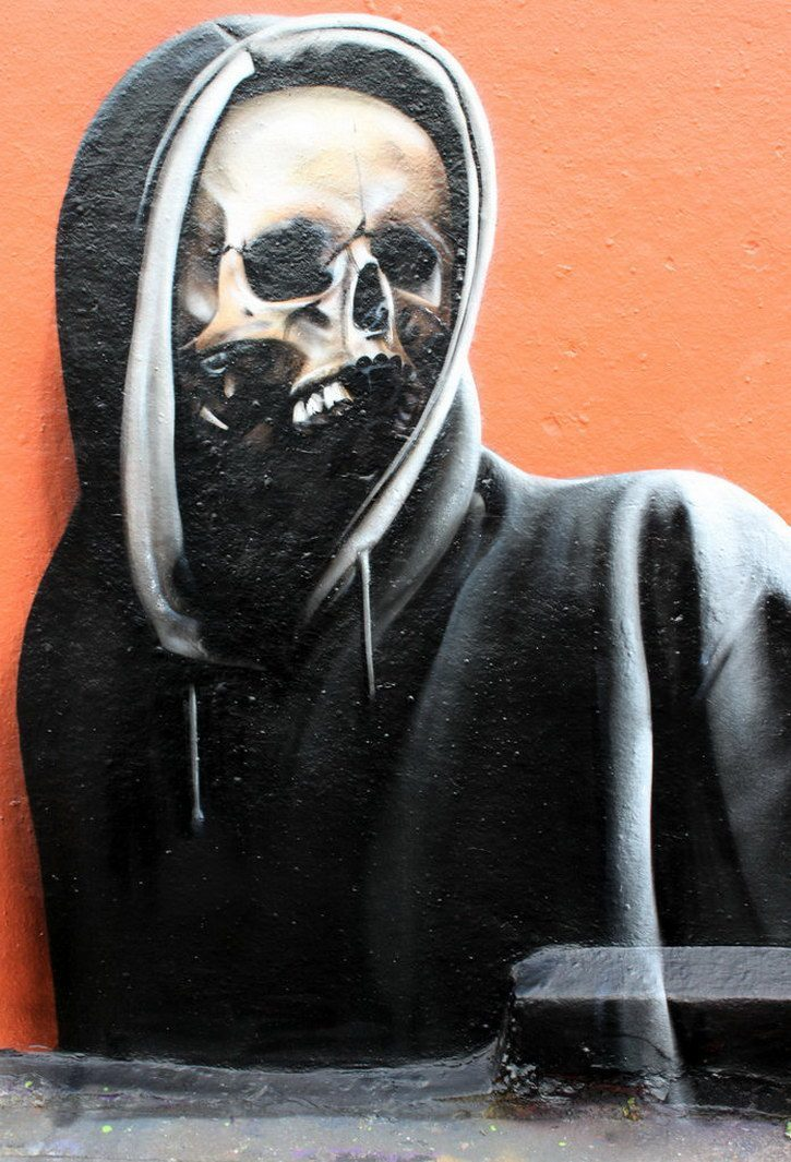Street Art: Graffiti 9