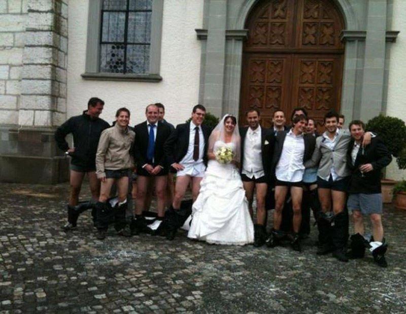 Nietypowe zdjęcia ślubne 4