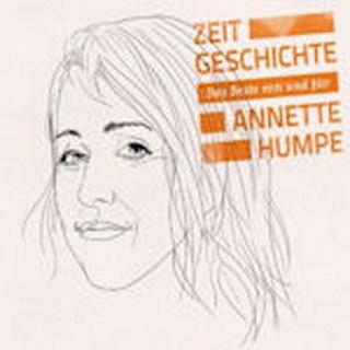 Annette Humpe-Zeitgeschichte-Das Beste-2010