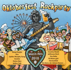 Oktoberfest Rockparty-Wies n Hits 2010