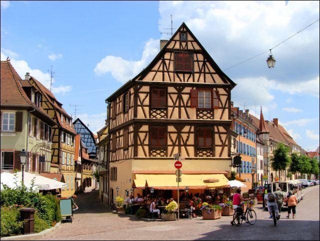 Miasta świata - Colmar [Francja] 44