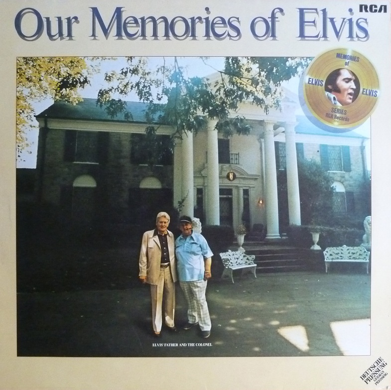 OUR MEMORIES OF ELVIS Omoevol1frontsyu2i