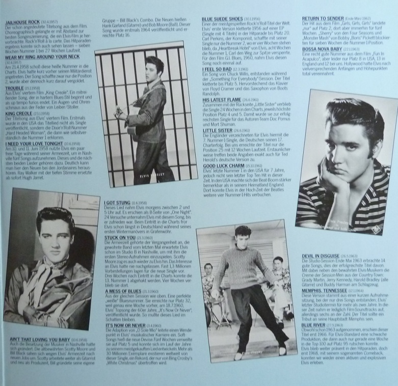 ONE NIGHT WITH ELVIS - 40 ORIGINAL HITS BY THE KING OF ROCK'N'ROLL Onenightwe85innenrechy0u4a