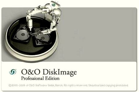 O&O DiskImage Professional 11.0.140 German - 32/64 Bit