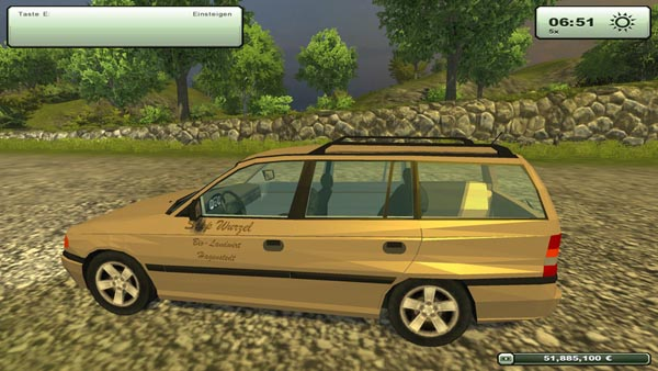 Opel Astra Caravan v 1.0 [MP]