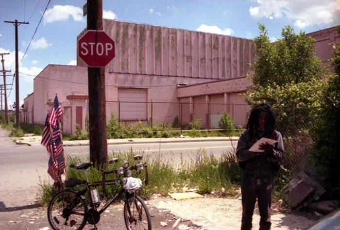 Opuszczone Detroit 19