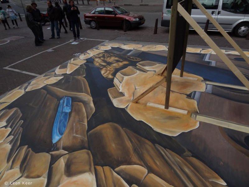 Sztuka uliczna w 3D #2 18