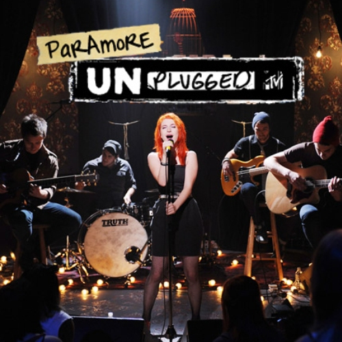 Unplugged Mtv Paramore Dvd Paramore Mtv Unplugged