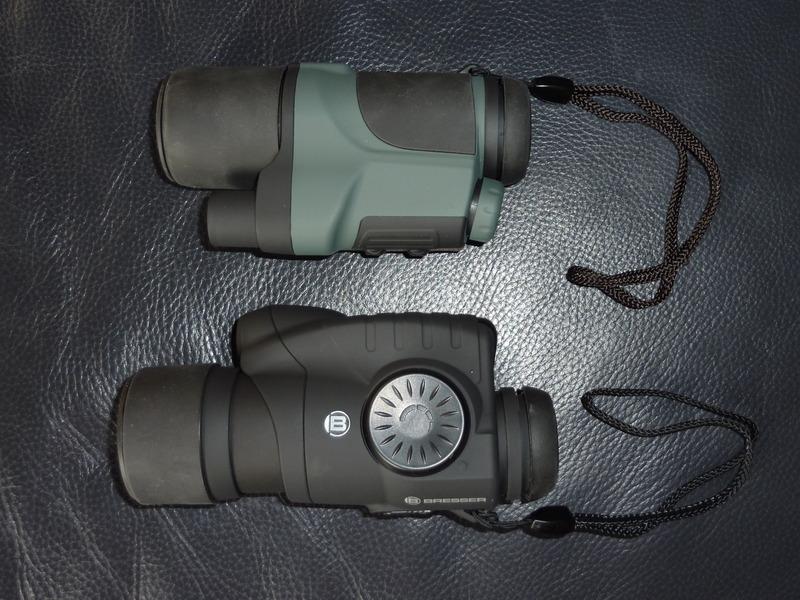 Erfahrungen mit bresser nachtsichtgerät 5x50 digital? wild und hund