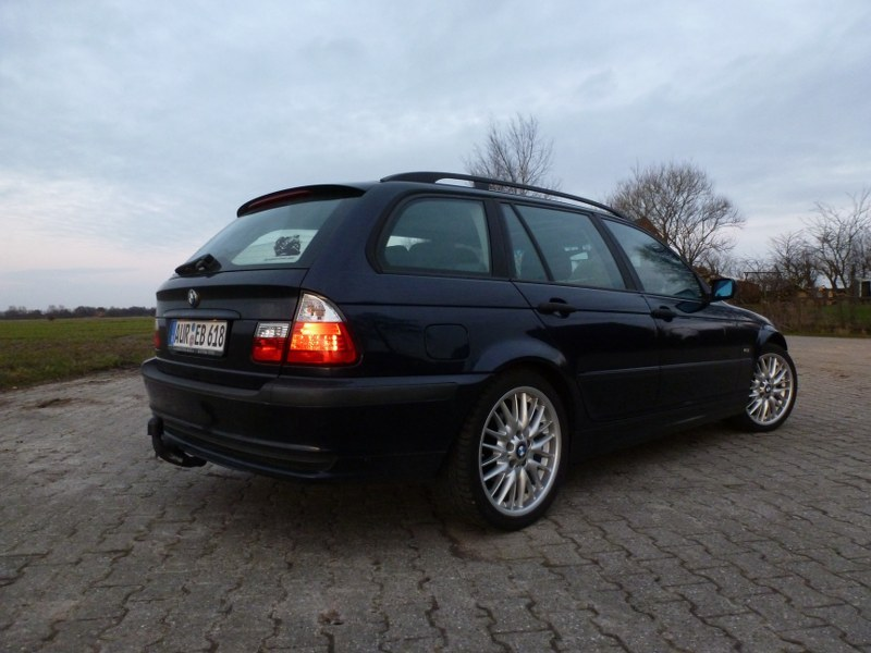 318i touring orientblau e46 touring bmw e46 forum. Black Bedroom Furniture Sets. Home Design Ideas