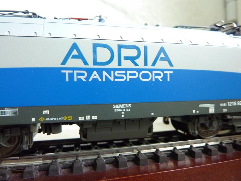 Märklin 39838  1216 Adria Transport P10500383f30