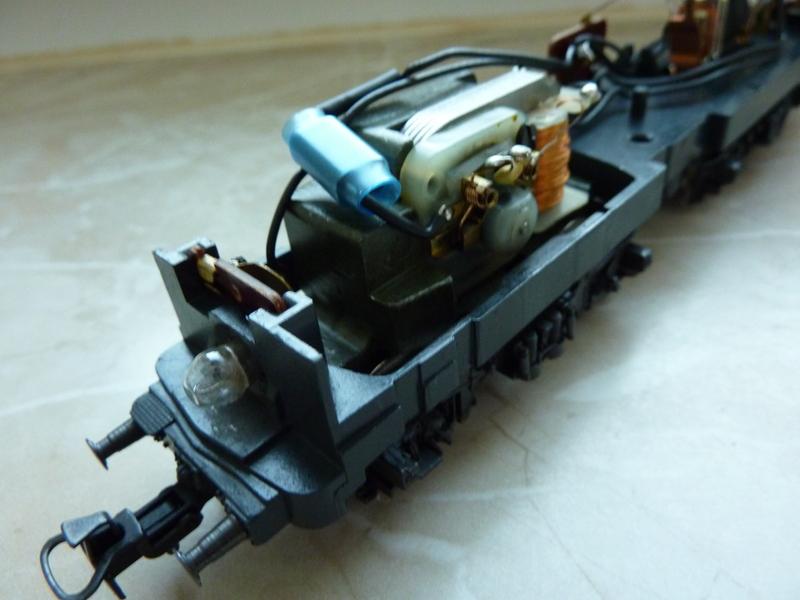 Märklin 3155 111 136-8 Umbau auf Lichtwechsel (in Vorbereitung) P1050101i7cy