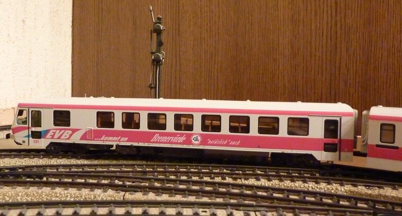 Märklin 33761 BR 628 der EVB umgebaut auf 37763 P1060059y7ja1