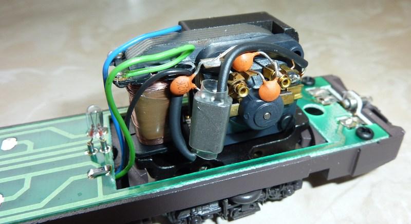 Märklin 33761 BR 628 der EVB umgebaut auf 37763 P10601855wkzm