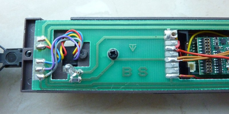 Märklin 33761 BR 628 der EVB umgebaut auf 37763 P1060188sauhg