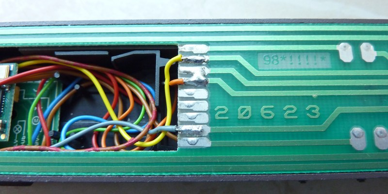 Märklin 33761 BR 628 der EVB umgebaut auf 37763 P1060189dgu66