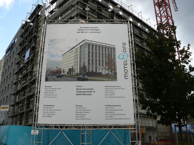 Generalunternehmer Stuttgart stuttgart hotel projekte bauthread skyscrapercity